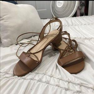 Nine West Strapped Sandals